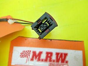 WIRE PLUG CONNECTOR off FOG LIGHT LAMP LENS HORN RIGHT LEFT BULB 94-98 SAAB 900