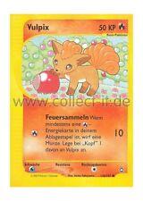 Pokemon Aquapolis 116/147 - Vulpix Deutsch