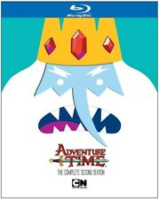 Adventure Time - Adventure Time: The Complete Second Season [New Blu-ray]
