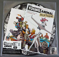 """RSD 12"""" Picture Vinyl Gerard Way Into The Cave DC Comic My Chemical Romance NEU"""
