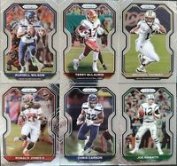 2020 PRIZM FOOTBALL - PICK YOUR CARD - COMPLETE SET - BASE - ( #251- #300)  PYC
