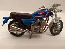 Vintage ZEE Toy Ridge Rider Yamaha 500 Quattro Motorcycle Diecast