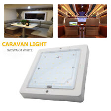 Warm Light LED RV Ceiling light Caravan Camper Motorhome Boat Roof Light Lamp