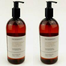 2x 500ml Pecksniffs Moisturizing  Aromatherapy Hand wash,  RRP 36 £