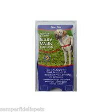 Dogs Gentle Leader Easy Walk Harness XL Black Dog Training & Behaviour by Be