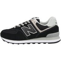 New Balance WL 574 EB Women Schuhe Damen Freizeit Sneaker black white WL574EB