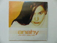 CD Single ANAHY Jardin secret 5050466100825