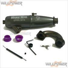 EFRA 3016 Exhaust Pipe 3 Chamber #PI-812H (RC-WillPower) HongNor JP-6 JP6