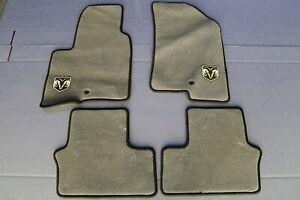 OEM 2007-2012 Dodge Caliber Floor Mats Factory Replacement BEIGE Carpet