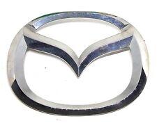 04-09 Mazda 3 Sedan Trunk Deck Lid Emblem Logo Badge M Name Nameplate