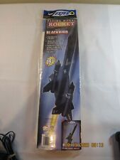 """Estes Flying Model Rocket SR-71 Blackbird 19"""" Tall NEW Sealed Package"""
