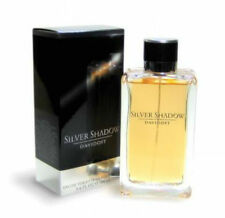 Silver Shadow Cologne for Men Davidoff Eau de Toilette Spray 3.4 oz - New in Box