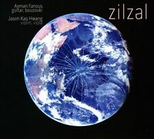 Zilzal [Digipak] by Ayman Fanous/Jason Kao Hwang (CD, 2013, Innova)