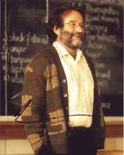 ROBIN WILLIAMS Signed GOOD WILL HUNTING Photo w/ Hologram COA