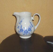Eschenbach 1 Milchkännchen blaues Blumendekor