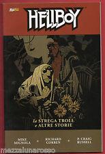 HELLBOY 7 La Strega troll e altre storie (Mike Mignola) MAGIC PRESS 2007 [SC.10]