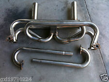 VW Beetle exhaust header Type 1 & Ghia Bug SUS304 + J tubes free shipping
