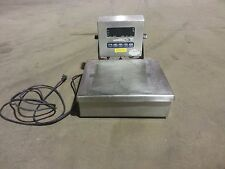 Gse 350 Weight-Based Indicators / Mb Series Bench Scales stainless steel