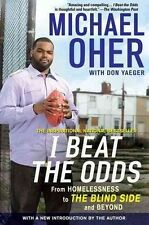 I BEAT THE ODDS [9781592406388] - DON YAEGER MICHAEL OHER (PAPERBACK) NEW