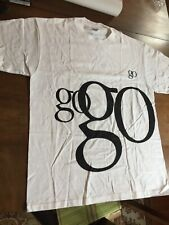 VTG 1990s Hanes Apple Promo iBook Double Sided Go Go Go Graphic T Shirt Size L