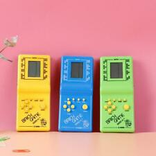 Portable Mini Pocket Handheld Game Player Classic Games Tetris Brick Game