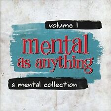 MENTAL AS ANYTHING - A MENTAL COLLECTION, VOL. 1 NEW CD