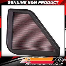 K&N Filters Fits 2007-2017 Buick GMC Chevrolet Saturn Hi-Flow Air Intake Filter