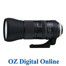 Tamron SP 150-600mm F5-6.3 Di VC USD G2 for Nikon Mount 1 Year Aust WTY