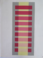 Josef Albers Original Silkscreen Folder XI-1/Right Interaction of Color 1963