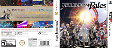 - Fire Emblem Fates DS Replacement Case Cover Art Work Only