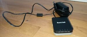 BasicTalk HT701 Home Phone Service VoIP (pre-owned)