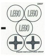 LEGO Stickers Pieces