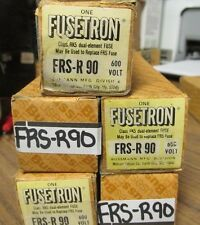 * NEW FUSETRON DUAL-ELEMENT FRS-R 90 FUSE  ........   VE-227
