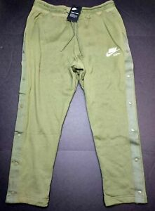 Nike Sportswear NSW French Terry Tear-Away Sweatpants Sizes XXL 2XLT CU3820-222
