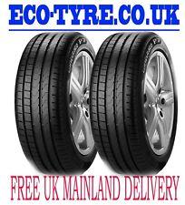 2X Tyres 205 50 R17 93V XL Pirelli P7 Cinturato C B 72dB