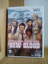 Trauma Center New Blood (Wii) (gebraucht) - QUICK DISPATCH