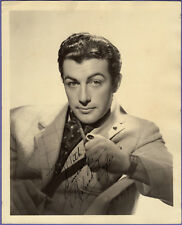 Robert Taylor Signed Autographed Photo Headshot from the Melchior Collection