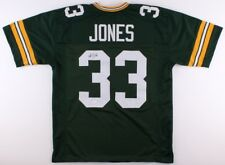 Aaron Jones Signed Packers Jersey (JSA COA)  Green Bay 5th round pick 2017 R.B.