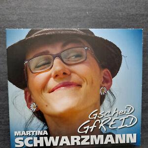 Martina Schwarzmann Gscheid Gfreid 2 CD`s neu