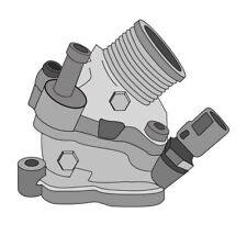 THERMOSTAT FOR VOLVO XC90 D5 (2006-2016)