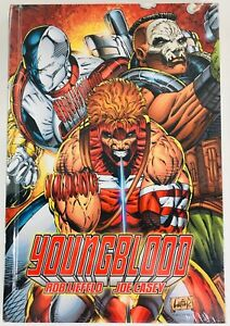 YOUNGBLOOD HARDCOVER LIEFELD CASEY IMAGE 2013 OOP SEALED