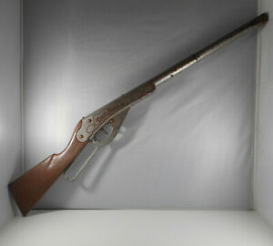"Vintage Daisy Pop Gun - Model 960 Toy Gun - Lever Action ""Trail Boss"" - Made USA"