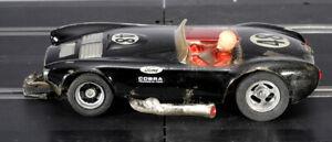 Vintage 1/24 COBRA Slot Car!! Brass Chassis!! 1960s!!