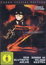 DVD - Zorro Special Edition - Der blutrote Adler / Zorro im wilden Westen