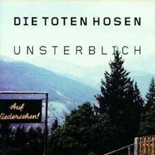 """DIE TOTEN HOSEN """"UNSTERBLICH"""" CD REMASTERED NEW+"""