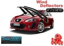 SEAT LEON  2006 - 2012  5.doors  Wind deflectors 4.pc   HEKO  28232
