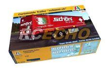 ITALERI Truck & Trailers Model 1/24 Curtainside Trailer Schoeni.ch 3918 T3918