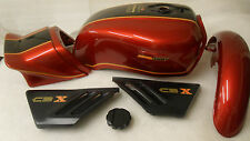 HONDA CBX1000 FULL PAINTWORK DECAL KIT