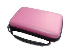 Nintendo 2DS XL 2DSXL Pink Carry Case Bag Pouch UK Seller