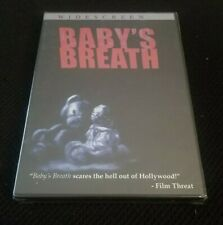 Baby's Breath (DVD, 2003) Horror Movie Matthew Krause